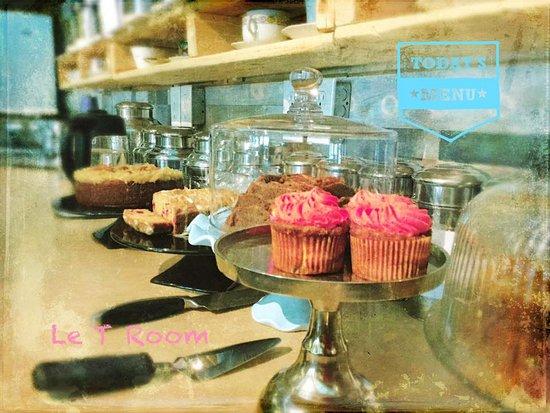 Knowlton, Canadá: Les petites gâteries du jour