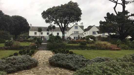 Porthallow, UK: Photo of hotel