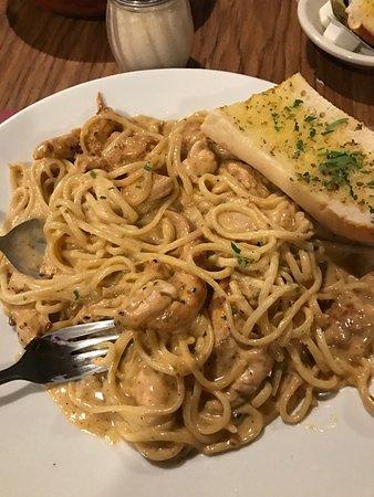 Lavallette, NJ: Firecracker chicken and seafood fra diavilo