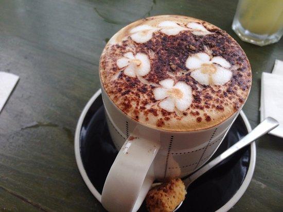 Fernielea Licensed Cafe: Mocha