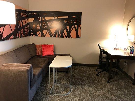 Βανκούβερ, Ουάσιγκτον: Standard King room