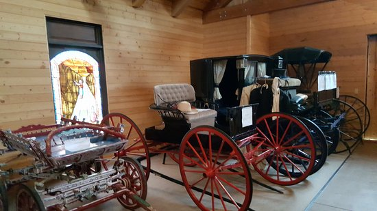 Templeton, Californië: Owner's Carriage collection