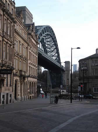 ‪The Tyne Bridge‬