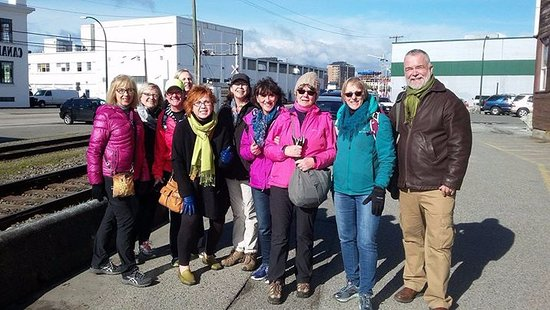 History Walks in Vancouver with James Johnstone - Private Tour: Private History Walk with James Johnstone Feb 22, 2017