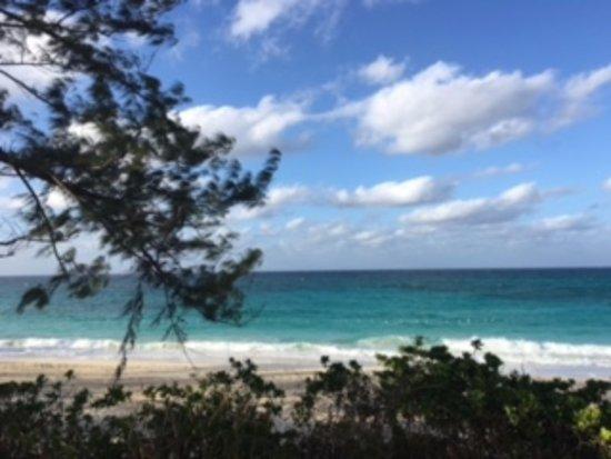 Sivananda Ashram Yoga Retreat: View From Oceanfront Room 2017