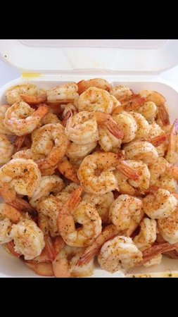 Robinson, TX: Atlantic Peeled Shrimp