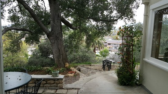 South Pasadena, Калифорния: front porch