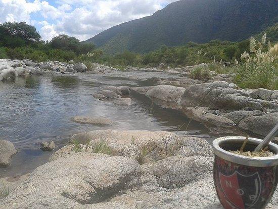 Cuchi Corral: Rio Pinto
