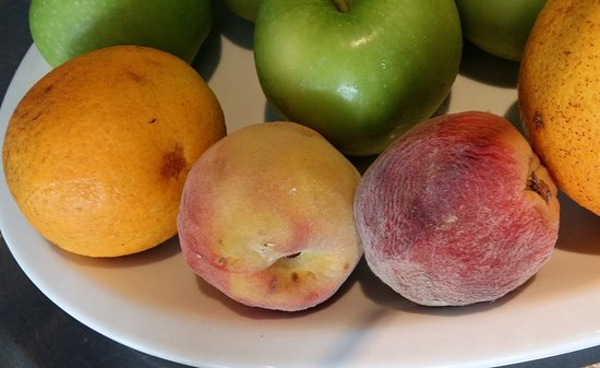 Ibis Mendoza: Se acabo la ensalada de frutas, te traigo fruta autoctona fresca?