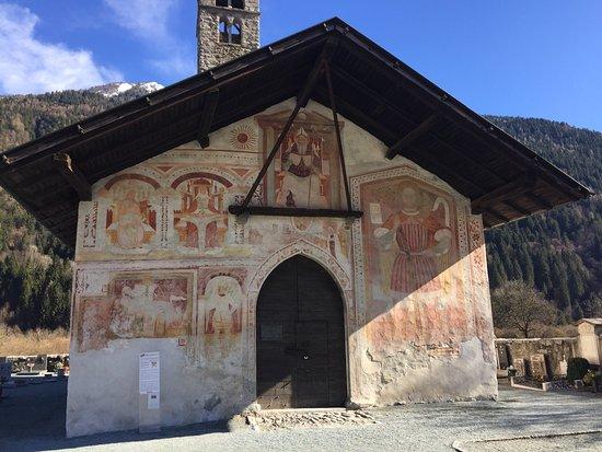 Spiazzo, Włochy: Chiesa di Sant'Antonio Abate
