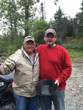 Cooper Landing, AK: Father & Son