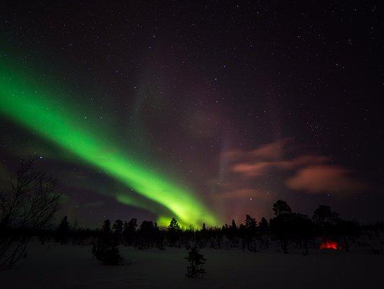 LapplandMedia & PhotoAdventures: Aurora in Abisko