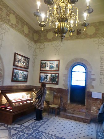 Exhibition Jewish ways of Life: The Ceremonial Hall