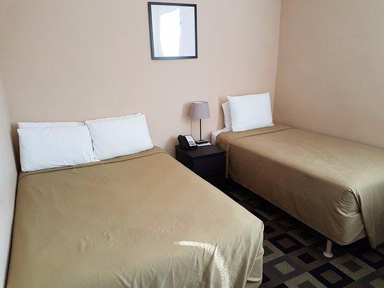 Hotel North Beach: Quarto