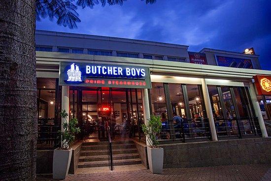 Butcher Boys Florida Road : Front Entance