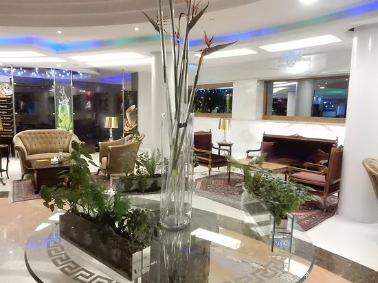 Safir Hotel: salon