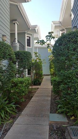 Hotel Villa Los Candiles: Zona de Habitaciones
