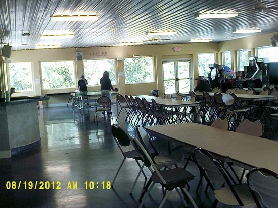 Owensville, MO: Inside the Rec Center