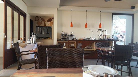Hotel Villa Los Candiles: Area del Restaurante