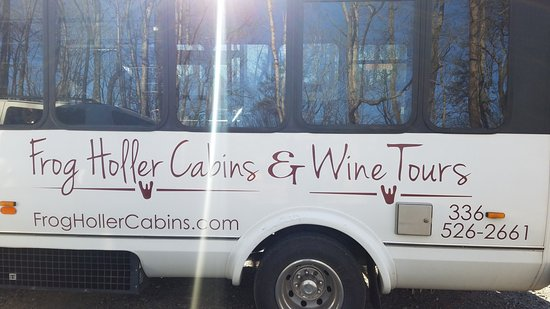 Frog Holler Cabins & Wine Tours