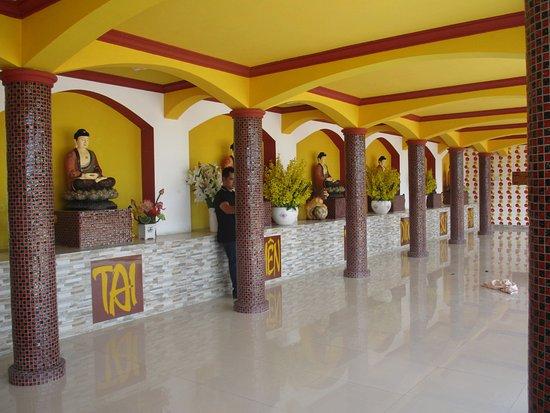 Sóc Trăng, Việt Nam: Photo prise par Guy Lazignac_16311_160224_Chùa Phật Học 2