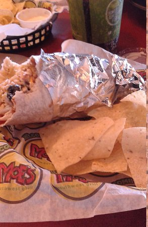 Morrow, GA: Homewrecker, Jr - chips & queso