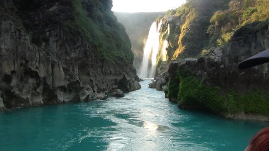 Tamul Waterfalls