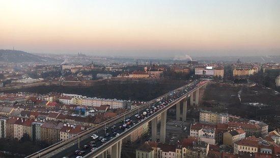 Corinthia Hotel Prague: Deluxe Suite on 19th floor