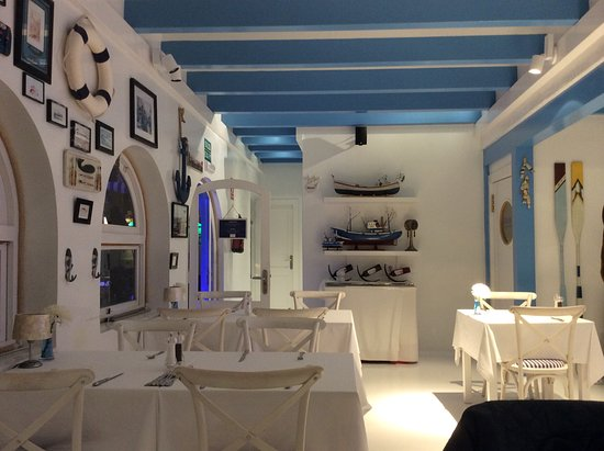 Rompeolas Restaurante - Fuerteventura -: Taken late at night before closing