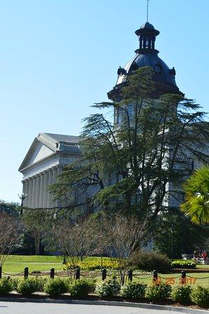 South Carolina State House: Various photos taken on the property