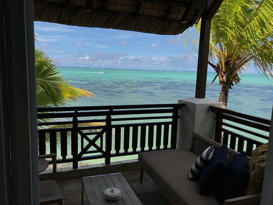 Shangri-La's Le Touessrok Resort & Spa, Mauritius: ouf view from Junior Suite Frangipani