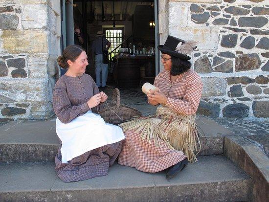 Kerikeri, Nowa Zelandia: The meeting of two diverse cultures in NZ