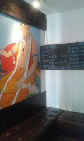 Plympton, Australia: Inside the restaurant