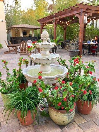 Zen Bistro: Love the outdoor patio and love the food