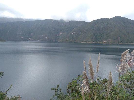 Laguna Cuicocha 사진