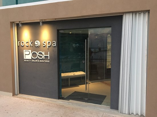 The Rock Spa