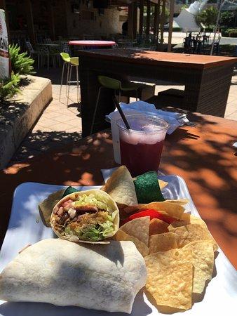 Ficus Mexican Bar & Grill: The Cuban Wrap