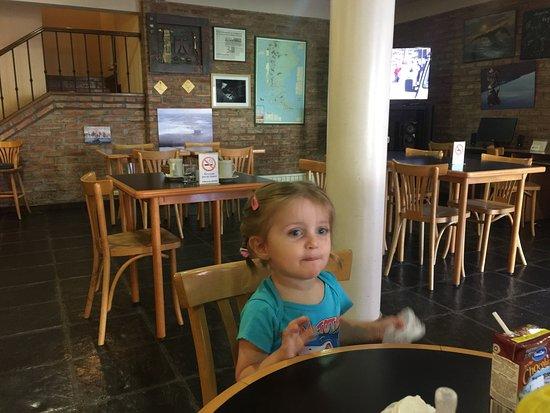 Bahia Nueva Hotel: En el Bahía Nueva!