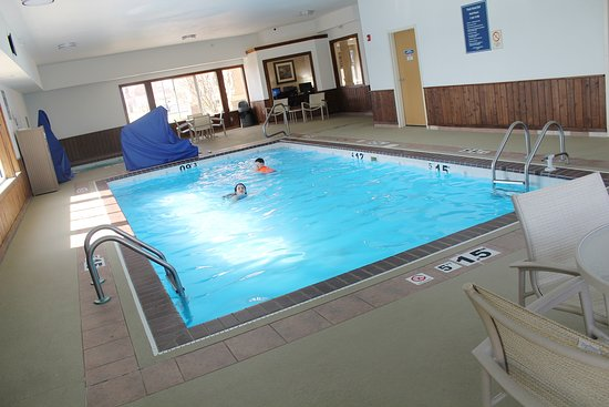 Best Western Celina: Indoor Pool