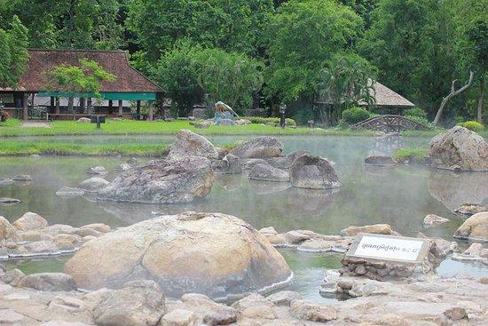Chae Son National Park : ไม่ได้โม้น่ะ บรรยากาศได้จริงๆ