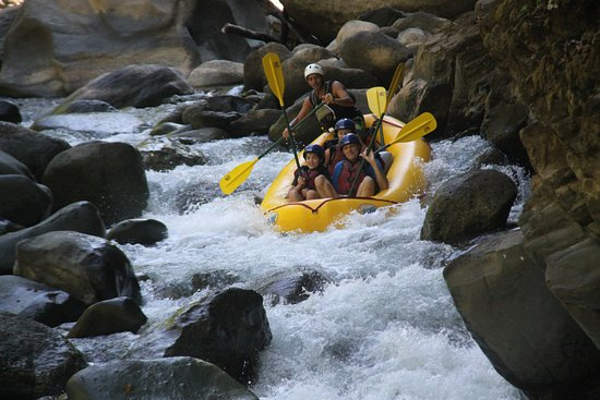 Quepoa Expeditions: Down the Chorro river