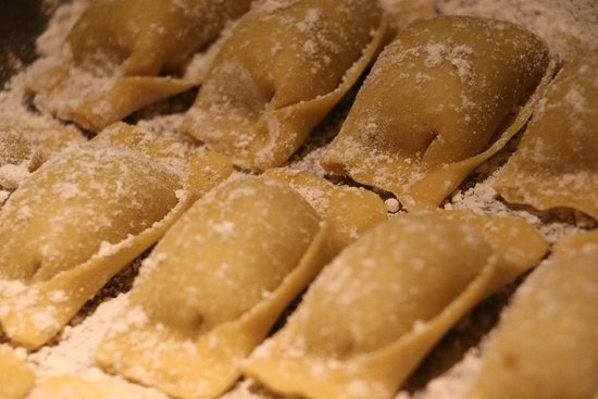 Tango Argentinian Steakhouse: The Daily Chef's Ravioli