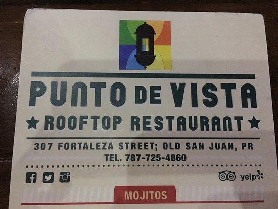 Hotel Milano: Rooftop restaurant