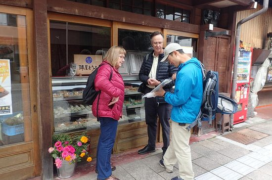 Takayama Food and Culture Walking Day...