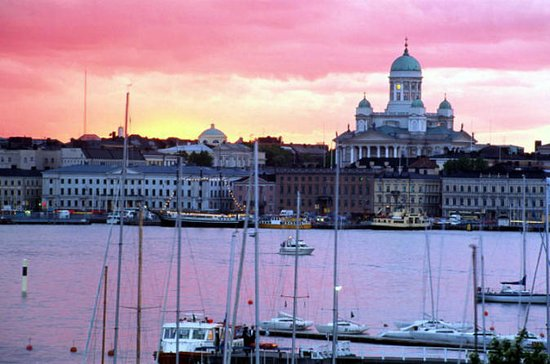 Helsinki Panoramic Bus Tour with...