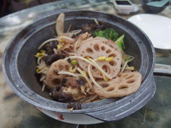 Golden Sha Kok: 羅漢齋煲