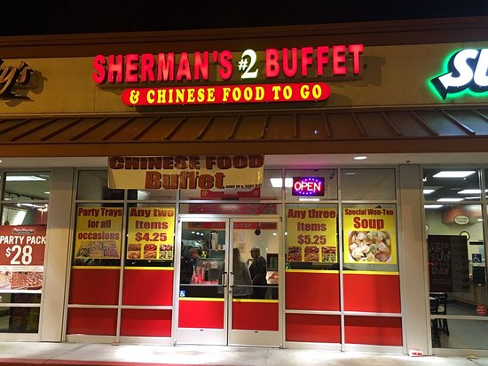 Sherman S Buffet 2 By Safeway On Country Club