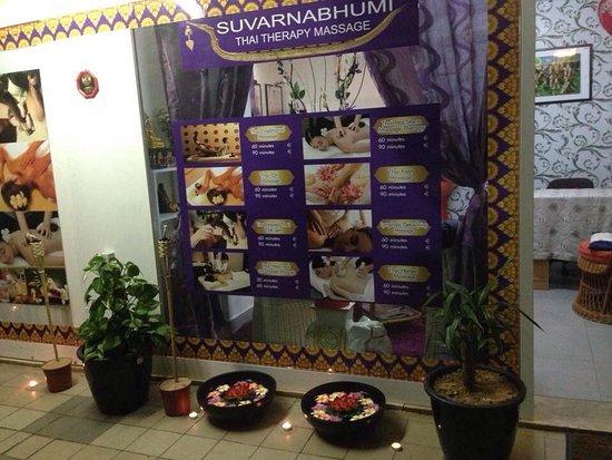 Suvarnabhumi Thai Therapy Massage
