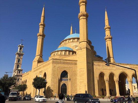 Mohammad Al-Amin Mosque - Foto Mohammad Al-Amin Mosque, Beirut ...