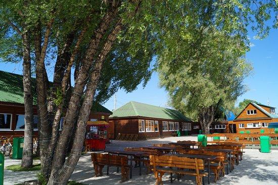 Water Tourist Base Rusich